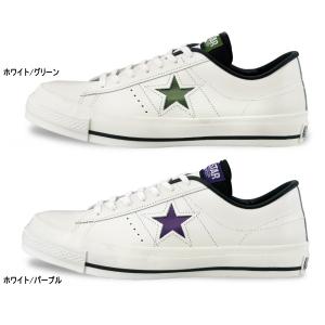 CONVERSE ONE STAR J 2014年秋冬モデル